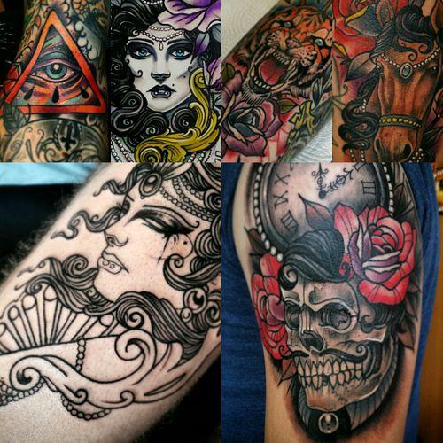 Bits an bobs all by me thanks for looking :) #oldlines #uktta2016 #tattoodo #uktta #handtattoos #real_traditional #neotraditionaltattoo #neotrad #tattoosnob #neotrad #neotradsub #ntgallery #thenewtraditionalistseurope #tattooartistmagazine #liverpooltattooartist #liverpooltattoo #tattooliverpool #tattooworkers #tattoo_work #inkjunkies #the_best_tattoos_magazine #sketch #tattoodesign #neotradart #ladyheadtattoo #gypsyheadtattoo#killerink #eikon #fusionink