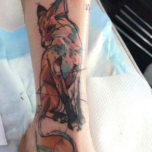 Stunning #fox by LA from Fallen Heroes