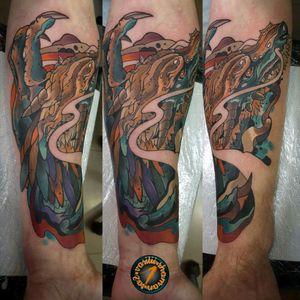 #customdesign #dragon tattoo