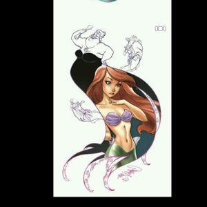 #disney #littlemeraid #mermaid #Ginger #Ursula #eel #princess