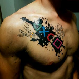 #ink #PlayStation
