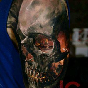 #scull #sculltattoo #tattoo #dreamtattoo #color #colorful #inked #art #ink #skull #skull2016 #skulladdict #SkullAgain #hands #playfull #inked #tattooed #brasil #details #originalskull #skulloriginal #skulltattoo #skulltattoos #skulls #tattoodo