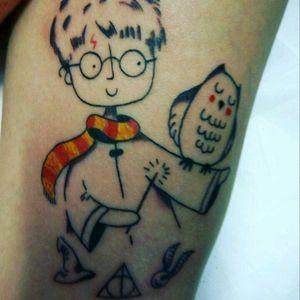 Harry Potter <3 #harrypotter #harrypotterfans #Edwiges #deathlyhallows #hplovecraft