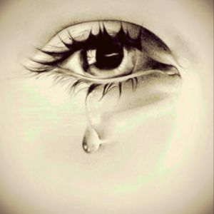 The eyes are the window to the soul. And ahows the pain someone has been thru