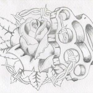 #rose #rosetattoo #pencil #pencilart #pencildraw #draw