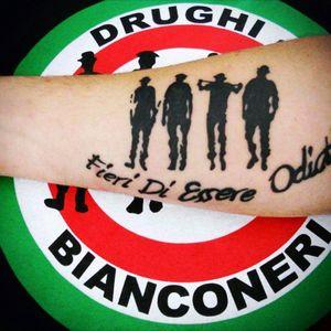 #juventus #footbalclub #jfc #the #drughi #bianconeri #black #white #italia #ultras #footballfans  #fanatics