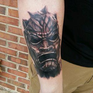 #tattooed #ink #inked #bestoftheday #bolognasandwiches #blackandgray #300 #immortals #photooftheday #tattooedmale #guyswithink
