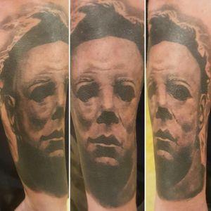 #allsaintstattoo #tattoo #tattoos #tattooartist #tattooshop #art #artist #daytonabeach #florida #fkirons #mickeysharpz #fusiononk #michaelmyerstattoo