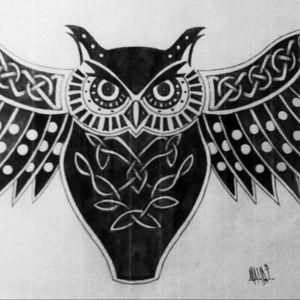 Proximamente #celtic #owl #totem