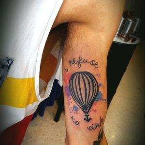 #splash #splashcolors #airballoon #refusetosink