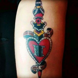 #traditional_tattoo #old_school  #ink4life