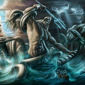 #megandreamtattoo #Poseidon