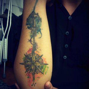 Nevera forgot. #inklife #tattoo