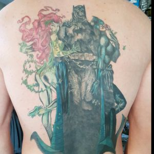#batman #poisonivy #catwoman