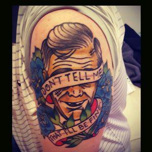 #punkrock #neckdeep DON'T TELL ME THAT I'LL BE FINE ♪♫♬