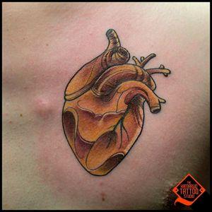 #heart #organic #kamargiotattoo