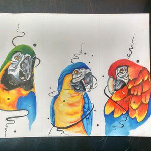 Watercolor Artistic Tattoo Insta @gleytattoo Fan Page @gleyçonSilva. #aquarela #watercollour #watercolor #watercolour #watercoloranimals #animals #animal #animales #animals #anima #animais #Africa #desenho #arte #disponivel #coloring #followme #tatto #tattoo #artistictattoo #realist #realista #tatuagemaquarela