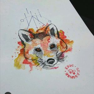 Instagram: @skavinsk  #ericskavinsktattoo #firefox #raposatatoo #drawingfortattoo #arte #cool #watercolor #aquarela #geometrictattoo #dotworktattoo #pontilhismo #colortattoo #namps #tattoosp #tattoobrasil #osascotattoo #tattooosasco #tattooartist #tattooarte #flashaddicted #tattoopins #tattsketches #like4like #follow4follow #eletricink #tattoodo #artfusion