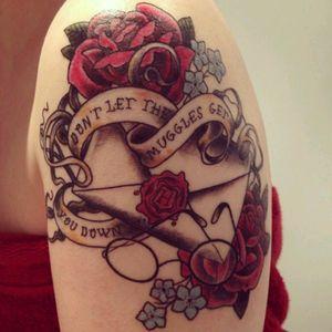 #harrypotter #occhiali #lettera #hogwarts #love #Magia