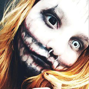 #septum #contactlenses #makeup