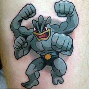 #Machamp #pokemon