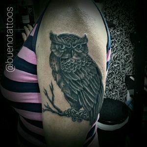 #fineline #blackworker #dotwork #tattooblack #blackandgrey #tattoocoruja #TATTOOOWL