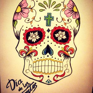 Tattoo design) #tattoo #designtattoo #design #mydrawing #drawing #promarkers
