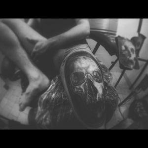 #skull #bngsociety #craneo #skulltatto