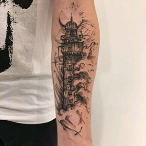 #lighthouse by @victormontaghini