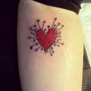 #TimBurton #heart