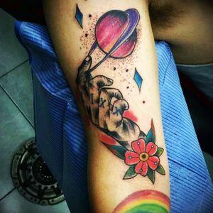 Tatuaje #5: El Poder sobre el Universo