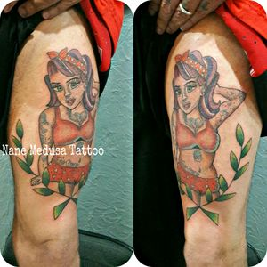 #Newschooltattoo #newschool #Girlpower #Plussize #plussizemodel #Tattoo