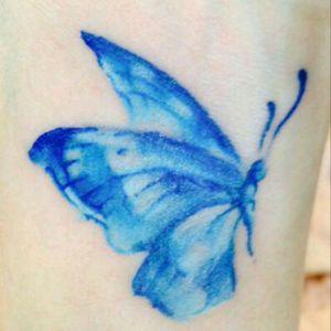 #anthoniemetalmachine #capetown #watercolour#butterfly