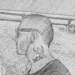 #necktattoo #tattoo #tattoos #music #musicislife #blackandwhite #b&w