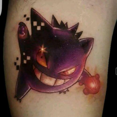 #gengar #pokemon #geek #nerd