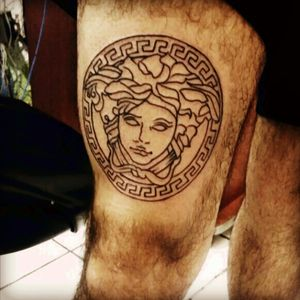 #Versace #style #Man #Medusa