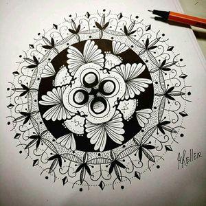 Pra terminar a noite. Dá pra ver as 4 Corujinhas??? #tattoo2me #tattoo #mandala #draw2me #drawing #owl #coruja #art #tatowierung #tatowierung #t4ttoois #tatouage #tonoinsptattoos #tattoodo #tattoobrasil #tattooart #tattooartist #tattooflash #tattooist #inked #inkedup #tatts #inkedlife #inkedlifestyle #inkaddict