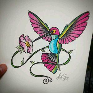 Beija-flor.  #beijaflor #hummingbird #flor #flower #oldschool #drawing2me #drawing #dibujo #desenho #tattoo #tattoo2me #tatowierung #t4ttoois #tatouage #tonoinsptattoos #tatuaje #tattoobrasil #tattoodo #inspirationtatto #tattooed #tattooart #tattooflash #tattooist #inked #inkedup #inkedlife #inkedlifestyle #inkaddict #instagood