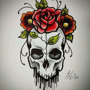 Projetinho novo pra tattoo! #skull #caveira #flower #flores #oldschool #drawing2me #drawing #dibujo #desenho #tattoo #tattoo2me #tatowierung #t4ttoois #tatouage #tonoinsptattoos #tatuaje #tattoobrasil #tattoodo #inspirationtatto #tattooed #tattooart #tattooflash #tattooist #inked #inkedup #inkedlife #inkedlifestyle #inkaddict #instagood