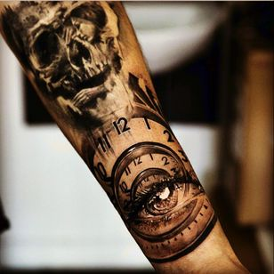 Eye #bodyart #maurya #tattoo #for #life #on #your #body #colour