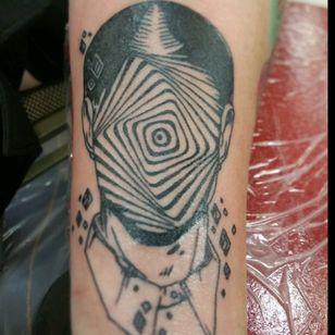 Unusual tattoo i got to tattoo at the inkmasters tattoo expo in lubbock tx, thanka for looking! #JOEYV #INKfested #INKfestedtattoostudio #unusualtattoos #fusioninks #stencilstuff #armorgel #inkmasterstattooexpolubbocktx #lubbocktx