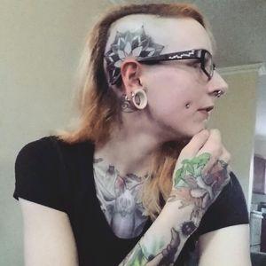 Mandala #miguelrowe #tattoosociety #newfoundland #mandala