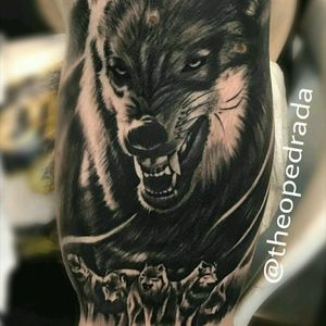 #wolf #animal #wolfhead #wolftattoo #animalhead #blackandgrey #blackandgreyanimal #black #tattoo #dreamtattoo #inked #art #tattooart #tattoed #tattoos