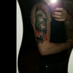 Second session by Wes in Hull UK. #LeonTheProfessional