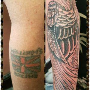 #tribalmike #ink #inkedmagazine #tattoo_art_worldwide