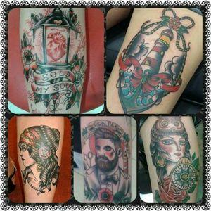 #portugatattoo #portugatattooestudio #tattoooldchool #tattoooldscholl #oldscholltattoo #newtraditionaltattoo