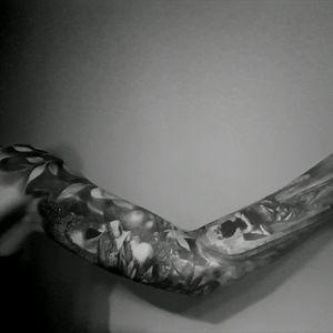 #sleeve #bngink #bnginksociety #zaedtattoo