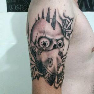 #skull #hemp #tattoolife #tattoo_art_worldwide #nrttattoo