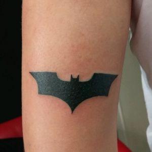 #batman #tattoo #darkknight #istanbul