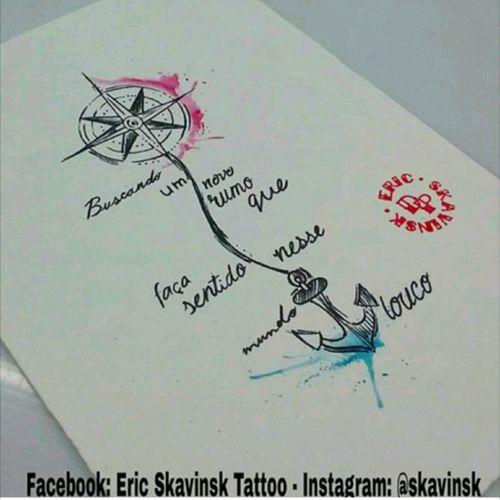 Instagram: @skavinsk  #ericskavinsktattoo #anchor #tattooancora #roseofwinds #rosadosventos #tattooaquarela #watercolorstattoo #cbjr #charliebrown #instatattoo #exclusiva #osascotattoo #tattoosp #namps #tattoo2me #drawing2me #d4tattoo #tattsketches #electricink #artfusion #ndermtattoo #tattooguest #tguest #tattoodo #follow4follow #like4like
